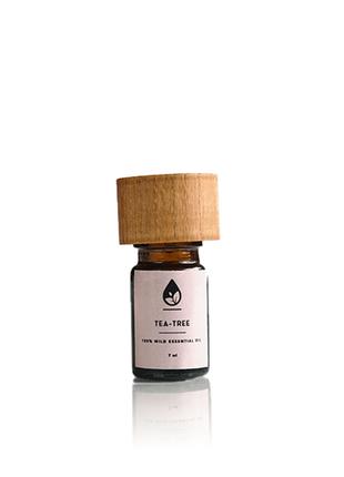 Натуральное эфирное масло чайного дерева 100% bio