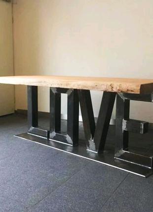 Мебель Loft,лофт,стол,стул,кровать,полки,пуфик,кухня,спальня