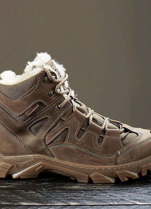 Зимние ботинки крейзи