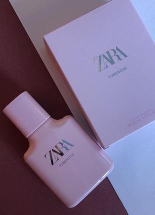 Духи zara tuberose 30мл/парфюм /туалетная вода/парфуми/туалетн...