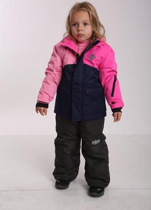 Зимний комплект на девочку р.104-110, 128-134 премиум-качество...