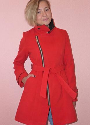 Качественное кашемировое пальто детское на рост 122-158