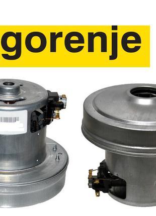 Мотор, двигатель пылесоса Gorenje 2200 W d=124  h=130 2302