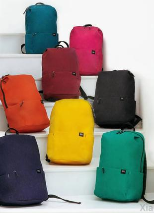 Рюкзак Xiaomi Mi Colorful Small Backpack AG470010