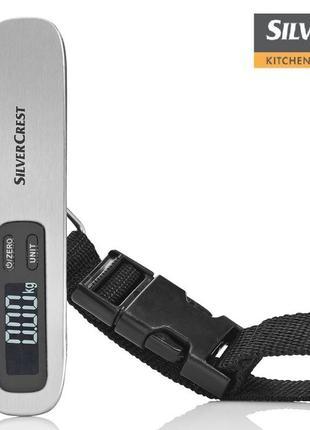 Весы ручные электронные Германия до 50 кг карманные кантер ваг...