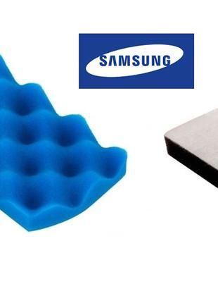 Комплект фильтров для пылесоса Samsung SC4325... 4330... 4335...