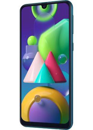 Мобильный телефон Samsung SM-M215F (Galaxy M21 4/64Gb)