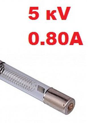 Предохранитель высоковольтный для СВЧ 5 кV 0.80A.