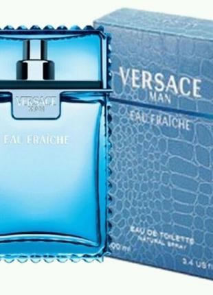 Versace Man Eau Fraiche 100ml Мужской парфюм