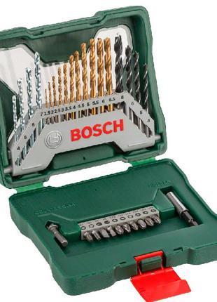 Набор сверл и бит 30 шт. Bosch X-LINE-30 Titanium