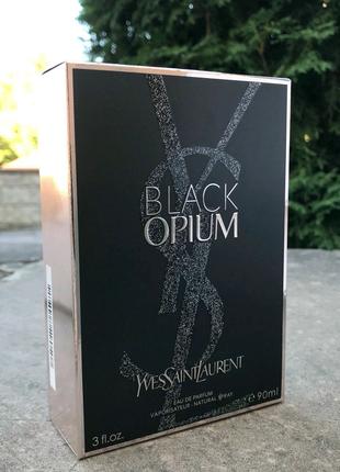 Парфюм женский Yves Saint Laurent Black Opium