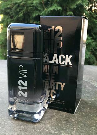 Парфюм мужской Carolina Herrera 212 VIP Black