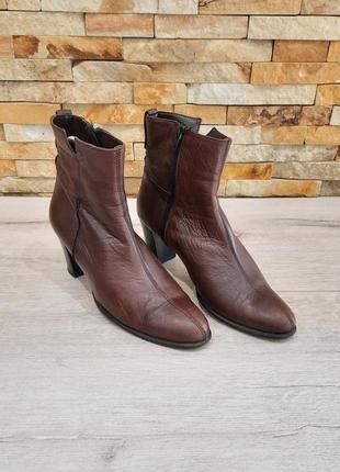Ботинки от elastomer размер 39