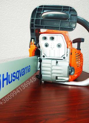 Бензопила Husqvarna137(шина 40 см,4.9 кВт)Хускварна.ГАРАНТИЯ!