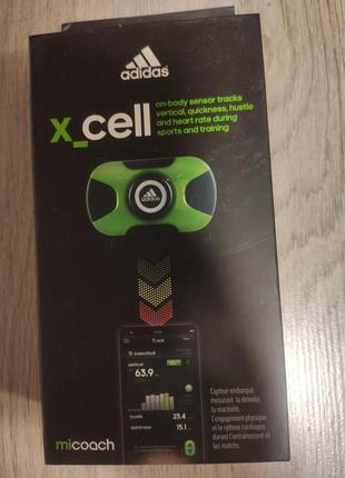 Нагрудный Пульсометр Adidas X_cell