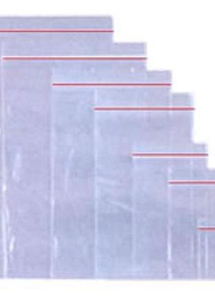Пакеты С Замком Zip-Lock 160*250 Мм-100 Шт