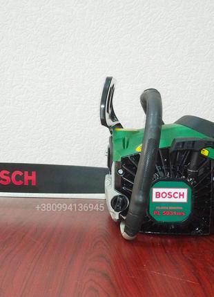 Бензопила BOSCH PL 5031ms(шина 45 см,3.1 кВт)Пила Бош.ГАРАНТИЯ!