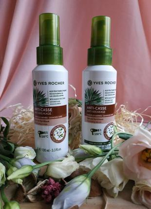 Термозащита сыворотка для волос питание и восстановление