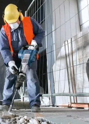 Демонтаж штукатурки,стяжки,стен, перегородок.Снос зданий,построек