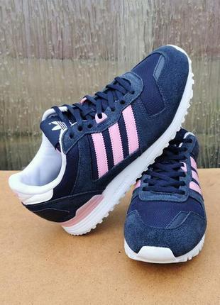 Кожаные кроссовки adidas zx 700 w 40 р. оригинал
