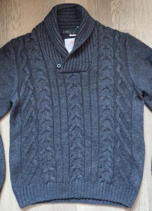 Мужской теплый свитер S.Oliver, размер L