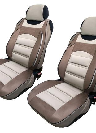 Универсальные чехлы-накидки на передние сиденья