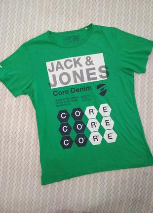 Футболка майка jack&jones