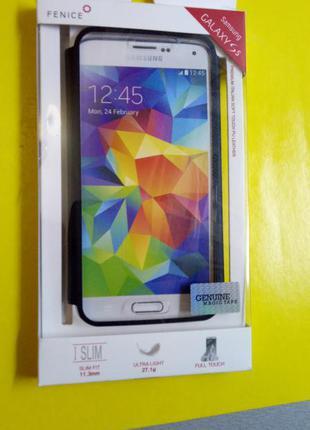 Магнитный чехол на Samsung Galaxy S5