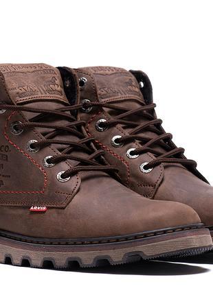 Мужские зимние ботинки Levis Expensive