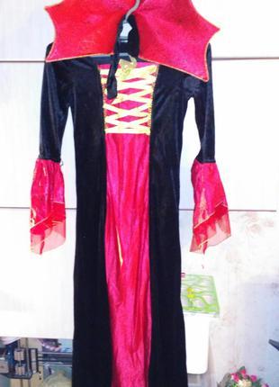 Платье для Хэллоуина