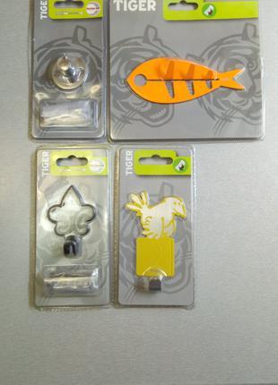 Крючки декоративные Tiger