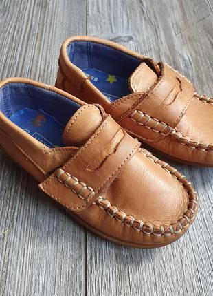 Туфли мокасины next португалия 26 р