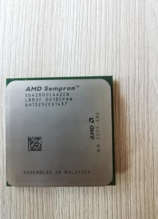 Процессор AMD Sempron 64 2800+ (SDA2800IAA2CN) Socket AM2
