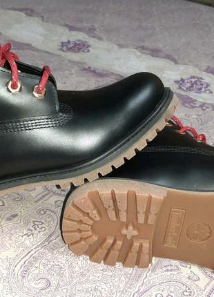 Ботинки зимние Timberland женские оригинал новые