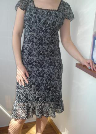 Платье сарафан летнее воздушное