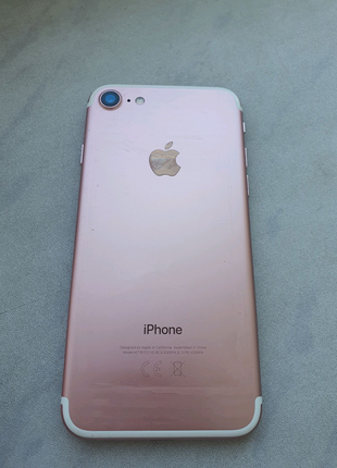 IPhone 7 32gb Rose Gold Neverlock