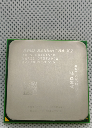 Процессор AMD Athlon 64 X2 5200+ (2.7 GHz, 65W)