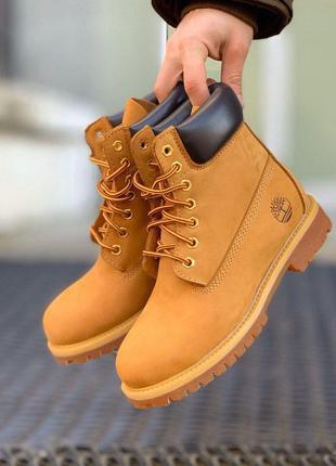 Черевики жіночі timberland 6 inch boot класичні