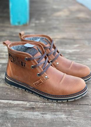 Ботинки Clarks Boots