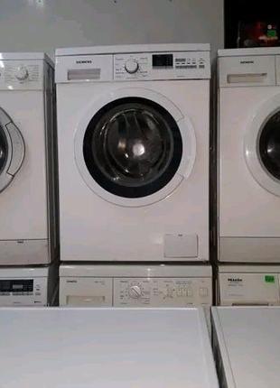 Бу стиральные машины из Германии