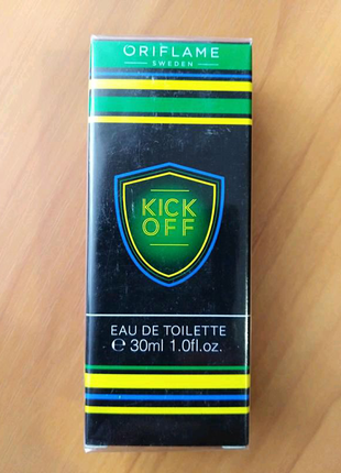 Kick Off Eau de Toilette Oriflame