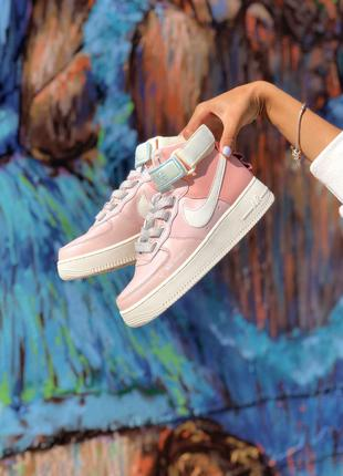 Кроссовки Nike Air Force 1 Utility Pink