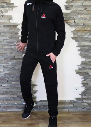 Зимний мужской спортивный костюм Reebok classic