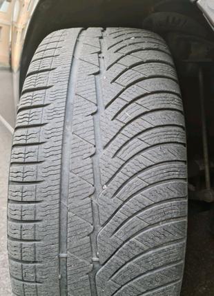 Зимние шины Michelin r17