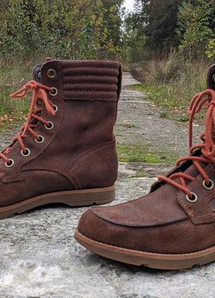 Жіночі черевики, чобітки timberland sumter 6-inch