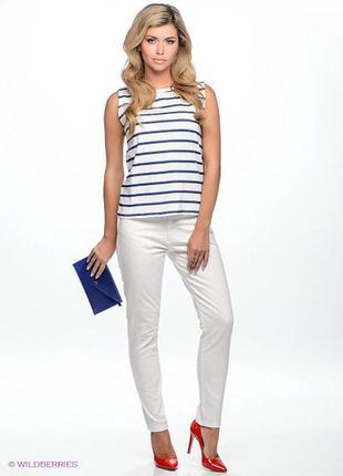 Белые джинсы outfitters nation, размер 27/32, новые с биркой