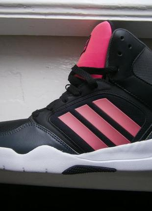 Ботинки adidas cloudfoam rewind mid w aw4223 basketball оригінал