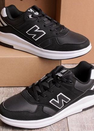 28794 черные кроссовки с белой подошвой