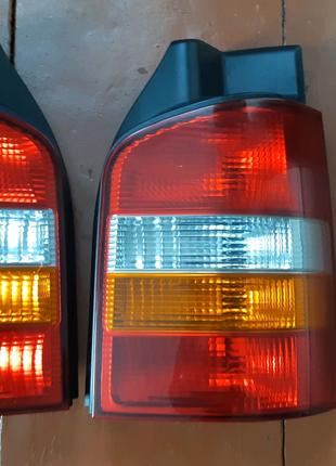 Фонари задние VW TRANSPORTER T5