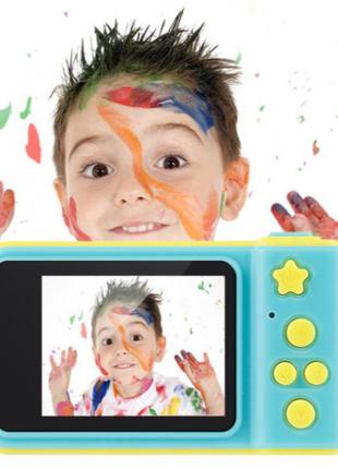 Детская цифровая фотокамера, детский фотоаппарат